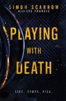 Playing With Death: A Gripping Serial Killer Thriller (Introducing FBI Agen av Simon Scarrow (Heftet)