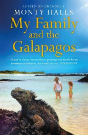 My Family and the Galapagos av Monty Halls (Heftet)