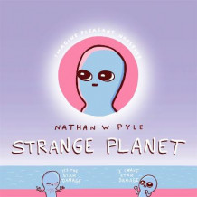 Strange Planet: The Comic Sensation of the Year av Nathan Pyle (Innbundet)