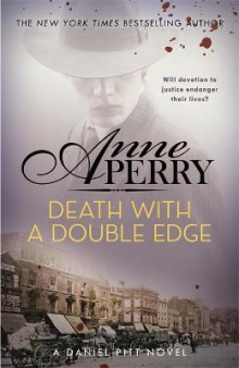 Death with a Double Edge (Daniel Pitt Mystery 4) av Anne Perry (Heftet)