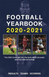 Omslag - The Football Yearbook 2020-2021