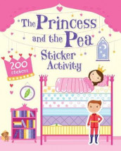 The Princess and the Pea Sticker Activity av Cath Ard (Heftet)
