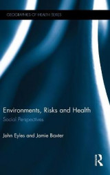 Omslag - Environments, Risks and Health