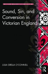 Omslag - Sound, Sin, and Conversion in Victorian England