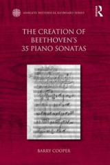 Omslag - The Creation of Beethoven's 35 Piano Sonatas