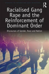 Omslag - Racialised Gang Rape and the Reinforcement of Dominant Order
