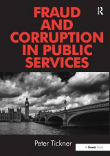 Omslag - Fraud and Corruption in Public Services