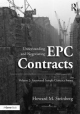 Omslag - Understanding and Negotiating EPC Contracts: Volume 2