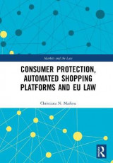Omslag - Consumer Protection, Automated Shopping Platforms and EU Law
