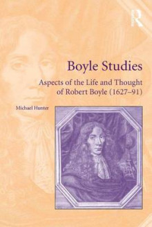 Boyle Studies av Michael Hunter (Innbundet)