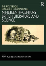 Omslag - The Routledge Research Companion to Nineteenth-Century British Literature and Science