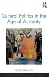 Omslag - Cultural Politics in the Age of Austerity