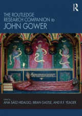Omslag - The Routledge Research Companion to John Gower