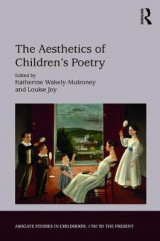 Omslag - The Aesthetics of Children's Poetry