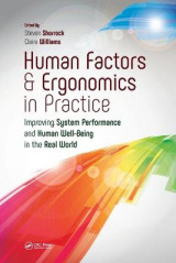 Omslag - Human Factors and Ergonomics in Practice