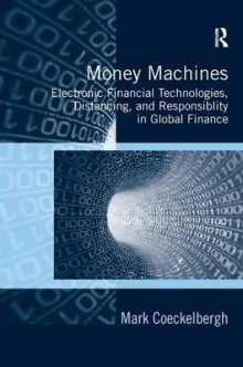 Money Machines av Mark Coeckelbergh (Innbundet)
