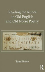 Omslag - Reading the Runes in Old English and Old Norse Poetry