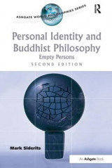 Omslag - Personal Identity and Buddhist Philosophy
