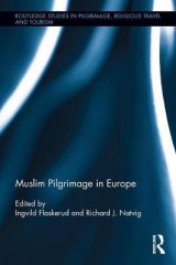 Omslag - Muslim Pilgrimage in Europe