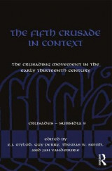 Omslag - The Fifth Crusade in Context