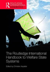 Omslag - The Routledge International Handbook to Welfare State Systems