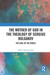 Omslag - The Mother of God in the Theology of Sergius Bulgakov