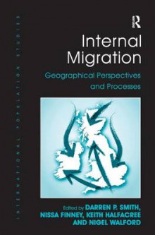 Internal Migration av Darren P. Smith, Nissa Finney og Nigel Walford (Innbundet)