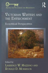 Omslag - Victorian Writers and the Environment
