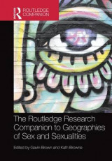 Omslag - Routledge Research Companion to Geographies of Sex and Sexualities