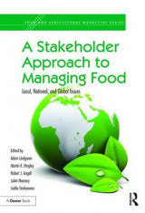 Omslag - A Stakeholder Approach to Managing Food