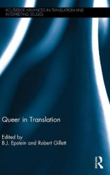 Omslag - Queer in Translation