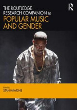 Omslag - The Routledge Research Companion to Popular Music and Gender