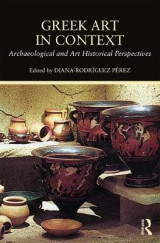 Omslag - Greek Art in Context