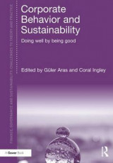 Omslag - Corporate Behavior and Sustainability