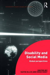 Omslag - Disability and Social Media