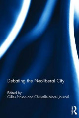 Omslag - Debating the Neoliberal City