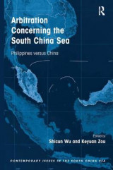 Omslag - Arbitration Concerning the South China Sea