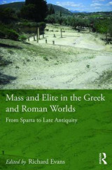 Omslag - Mass and Elite in the Greek and Roman Worlds