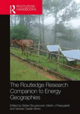 Omslag - The Routledge Research Companion to Energy Geographies