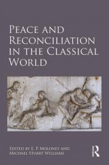 Omslag - Peace and Reconciliation in the Classical World