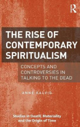 Omslag - The Rise of Contemporary Spiritualism