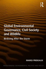 Omslag - Global Environmental Governance, Civil Society and Wildlife
