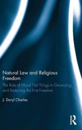 Omslag - Natural Law and Religious Freedom