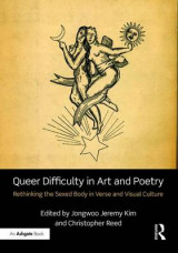 Omslag - Queer Difficulty in Art and Poetry
