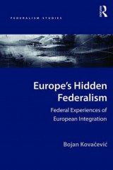 Omslag - Europe's Hidden Federalism