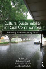 Omslag - Cultural Sustainability in Rural Communities