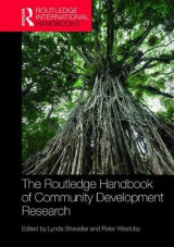 Omslag - The Routledge Handbook of Community Development Research