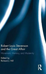 Omslag - Robert Louis Stevenson and the Great Affair
