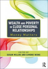 Omslag - Wealth and Poverty in Close Personal Relationships