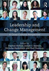 Omslag - Leadership and Change Management